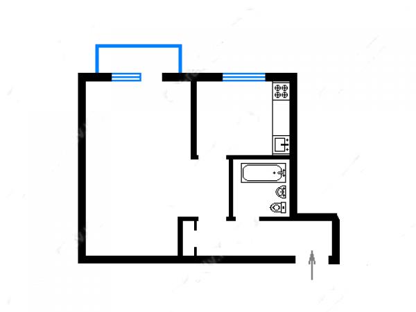 Купить квартиру в Соломенском районе в Киеве - фото № 1