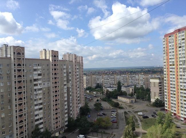 Купить 3 ком. квартиру, 80м2, Оноре де Бальзака ул., 65а, г.Киев, ID 33151 - фото № 1