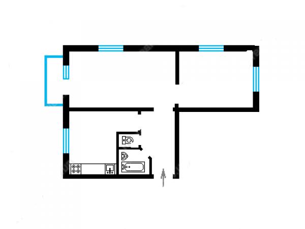 Купить двухкомнатную квартиру в Днепровском районе в Киеве - фото № 8