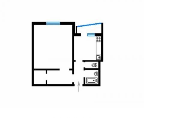 Купить квартиру в Святошинском районе в Киеве - фото № 6